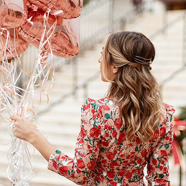 Blog #T3Inspo: Des Cheveux Éclatants Pour Le Réveillon Du Nouvel An