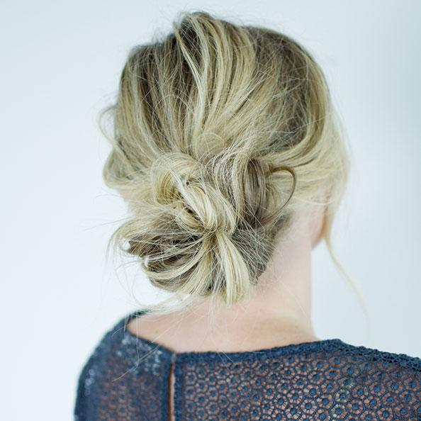 Relevez vos cheveux
