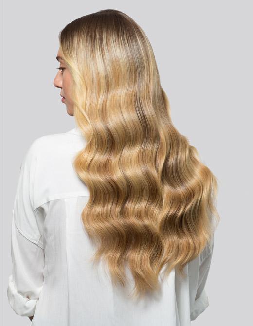 Polished Curls