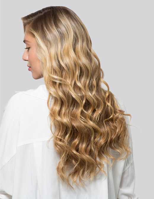 Tousled Waves